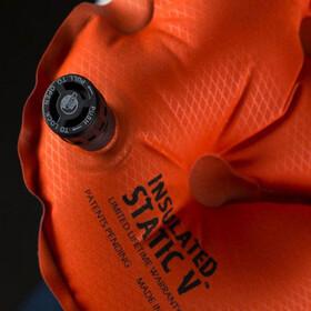 Klymit Insulated Static V Sleeping Mats orange